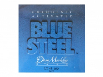 2672 Blue Steel _Light 4 String 45-100