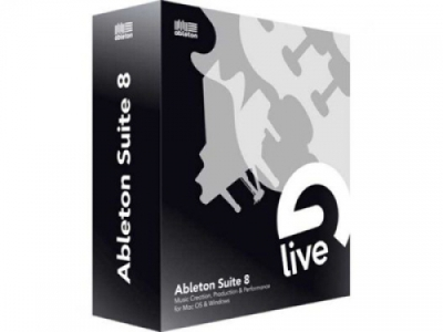 Ableton Suite 8