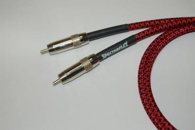Braided RCA Cables