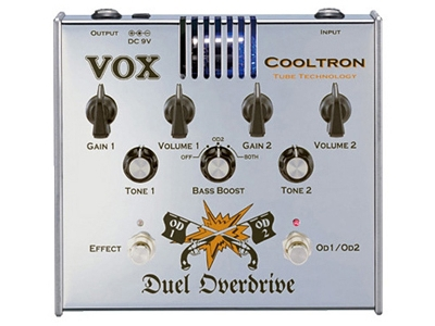 Duel Overdrive (CT07DO)
