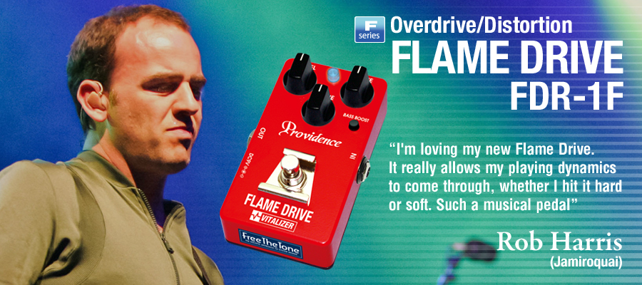 FLAME DRIVE (FDR-1F)