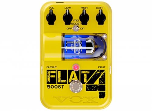 Flat 4 Boost