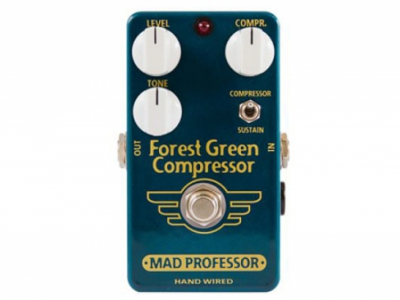 Forest Green Compressor ( Hand Wired )