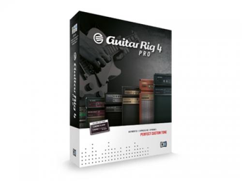 GUITAR RIG 4 PRO