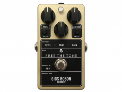 Gigs Boson Overdrive GB-1V