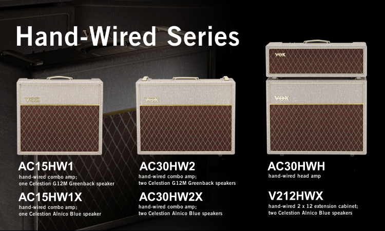 Hand-Wired Series