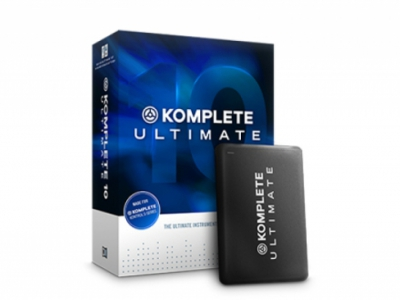 KOMPLETE 10 Ultimate特色