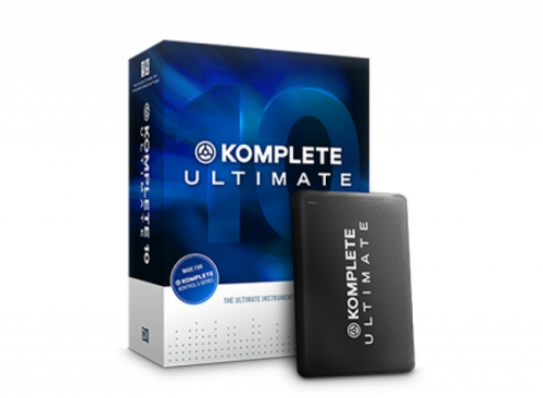 KOMPLETE 10 Ultimate特色