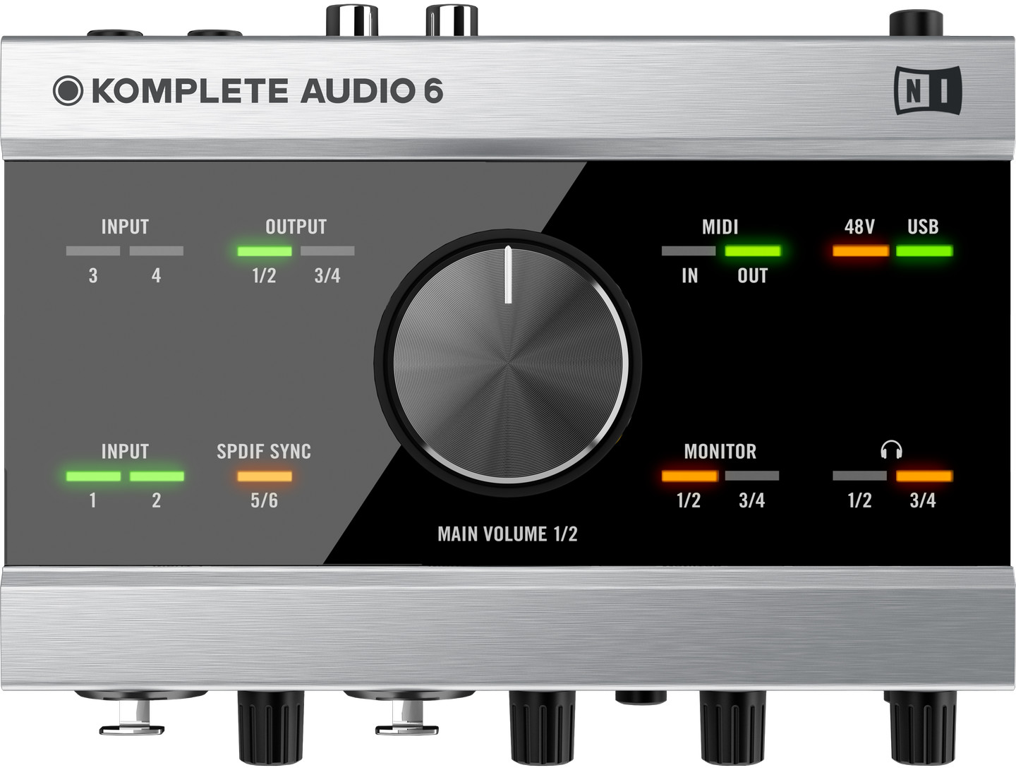 KOMPLETE AUDIO 6(2)
