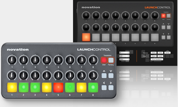Launchpad S Control Pack(7)