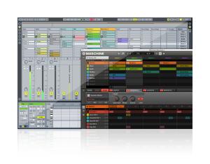 Maschine Mikro MK2錄音室整合