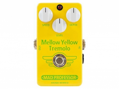 Mellow Yellow Tremolo ( Hand Wired )