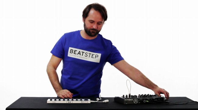 [ NEW ! ] BeatStep(2)