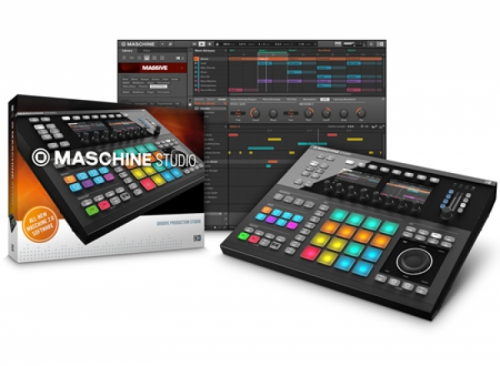 [ NEW ! ] MASCHINE STUDIO(黑色  白色) (3)