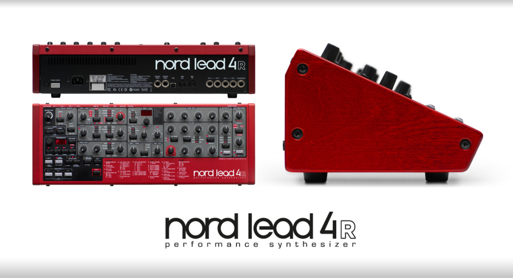 [ NEW ! ] Nord Lead 4R(1)