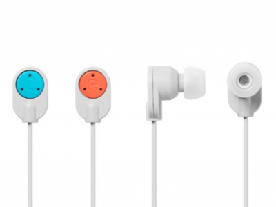 [ NEW ! ] PX-0 earphone w_mic Grey 03207