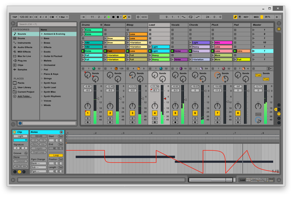 [New!] Ableton Live 9 Standard Lite專用升級版(Upgrade from Lite Version)(2)