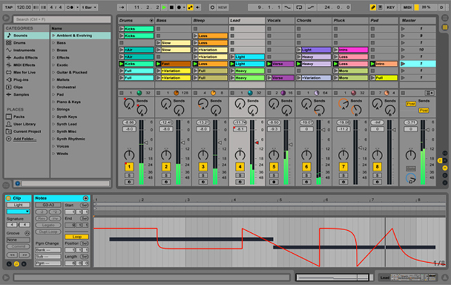 [New!] Ableton Live 9 Suite 標準版(Retail Version )(2)