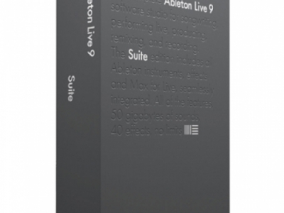 [New!] Ableton Live 9 Suite Lite專用升級版 (Upgrade from Lite Version)