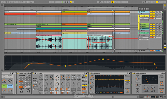 [New!] Ableton Live 9 Suite Lite專用升級版 (Upgrade from Lite Version)(2)