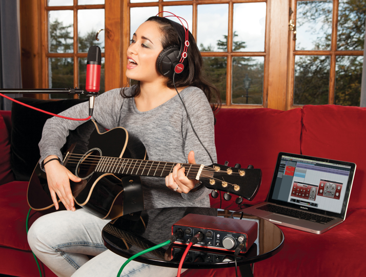 [New!] Focusrite Scarlett Studio
