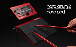 [New!] Nord Drum 2(2)