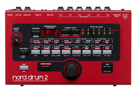 [New!] Nord Drum 2(4)