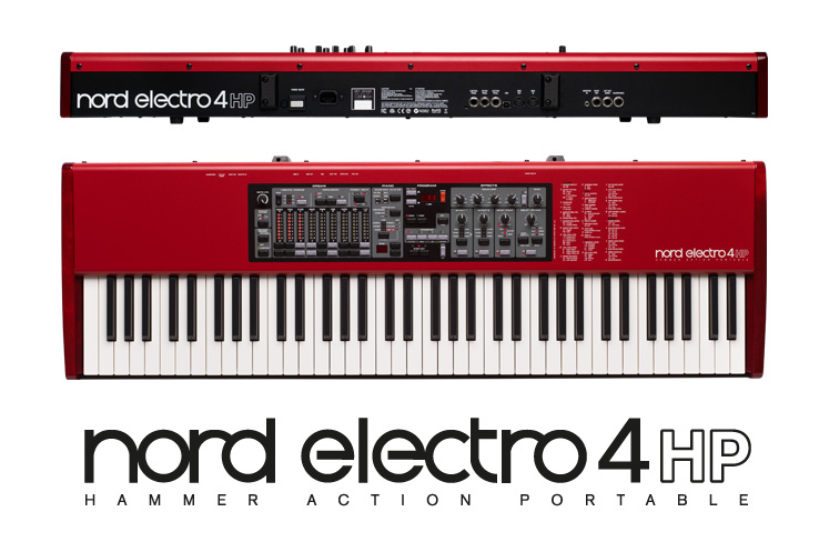 [New!] Nord Electro 4