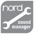 [New!] Nord Electro 4PIANO SECTION  - 易於使用的管理程式