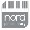 [New!] Nord Electro 4PIANO SECTION  -鋼琴部分