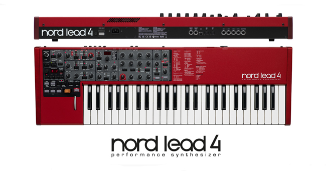 [New!] Nord Lead 4