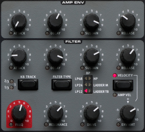 [New!] Nord Lead 4(4)