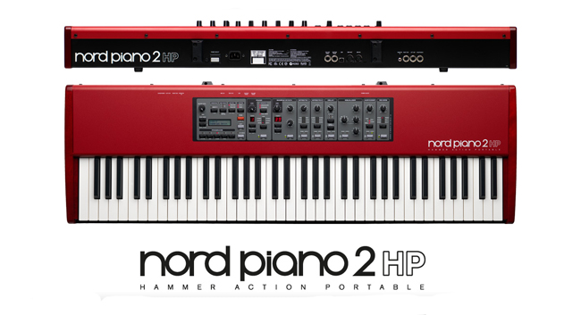 [New!] Nord Piano 2