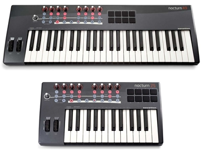 Nocturn Keyboard