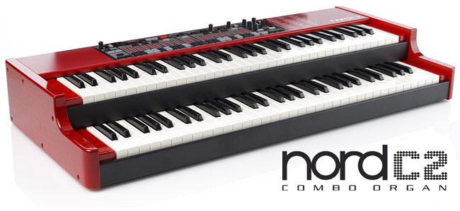 Nord C2 Organ