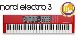 Nord Electro 3 Specification 規格