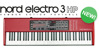 Nord Electro 3 -Specification 規格