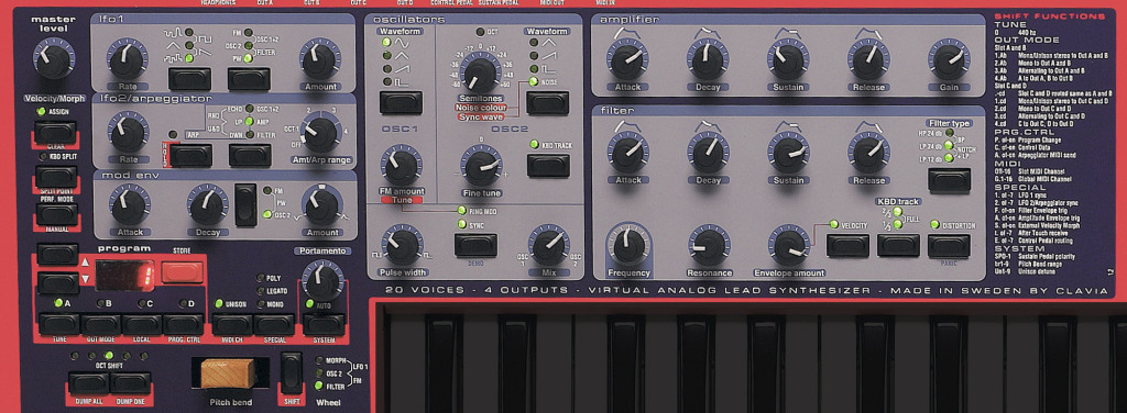 Nord Lead 2X(2)