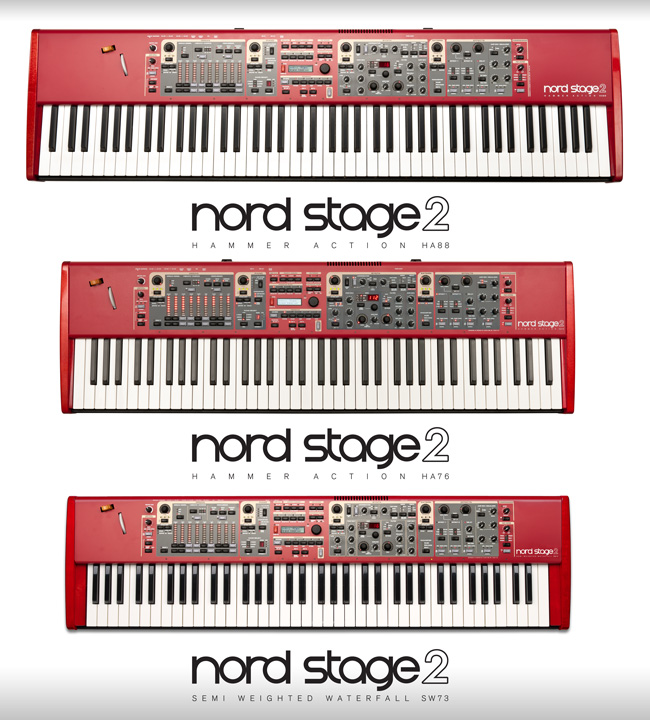 Nord Stage 2(2)