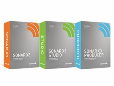 SONAR X3