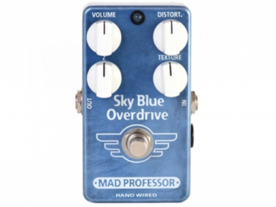 Sky Blue Overdrive