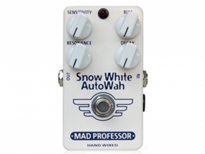 Snow White AutoWah ( Hand Wired )