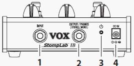 StompLab IB Bass 效果器 (2)