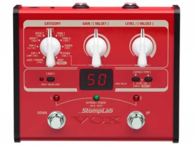 StompLab IB Bass 效果器