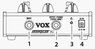 StompLab IG 吉他效果器 (3)