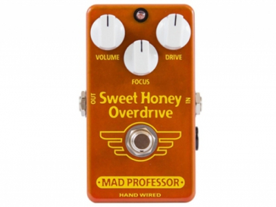 Sweet Honey Overdrive ( Hand Wired )