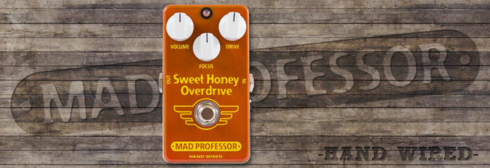 Sweet Honey Overdrive ( Hand Wired )(2)