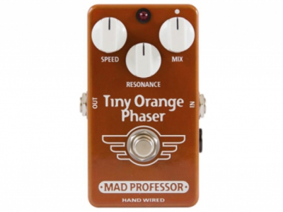 Tiny Orange Phaser ( Hand Wired )