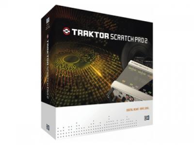 Traktor Scratch Pro 2 [教育版]