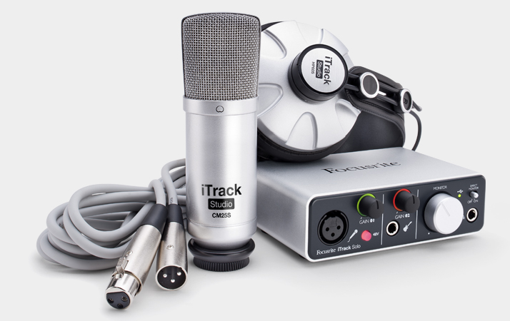 iTrack Studio WITB1